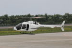 Tomochanさんが、函館空港で撮影した雄飛航空 505 Jet Ranger Xの航空フォト(写真)