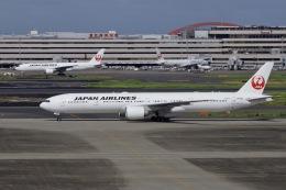 M.A.airphotoさんが、羽田空港で撮影した日本航空 777-346/ERの航空フォト(飛行機 写真・画像)