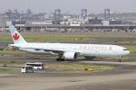 akinarin1989さんが、羽田空港で撮影したエア・カナダ 777-333/ERの航空フォト(写真)