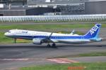 T.Kawaseさんが、羽田空港で撮影した全日空 A321-272Nの航空フォト(写真)