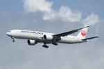 apphgさんが、羽田空港で撮影した日本航空 777-346/ERの航空フォト(写真)