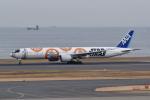 東空さんが、羽田空港で撮影した全日空 777-381/ERの航空フォト(写真)