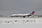 344さんが、新千歳空港で撮影したアイベックスエアラインズ CL-600-2C10 Regional Jet CRJ-702の航空フォト(写真)