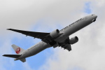 beimax55さんが、成田国際空港で撮影した日本航空 777-346/ERの航空フォト(写真)