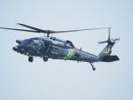 ここはどこ?さんが、千歳基地で撮影した航空自衛隊 UH-60Jの航空フォト(飛行機 写真・画像)