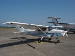 ここはどこ?さんが、千歳基地で撮影した海上保安庁 172S Turbo Skyhawk JT-Aの航空フォト(飛行機 写真・画像)
