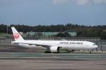 KAZFLYERさんが、成田国際空港で撮影した日本航空 777-346/ERの航空フォト(飛行機 写真・画像)