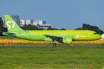 Tomo-Papaさんが、成田国際空港で撮影したS7航空 A320-214の航空フォト(写真)