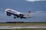 MOHICANさんが、関西国際空港で撮影したブリティッシュ・エアウェイズ 787-9の航空フォト(写真)