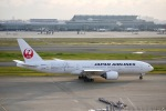 flying_horseさんが、羽田空港で撮影した日本航空 777-289の航空フォト(写真)