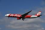 tassさんが、成田国際空港で撮影したタイ・エアアジア・エックス A330-343Xの航空フォト(飛行機 写真・画像)