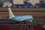 kwnbさんが、名古屋飛行場で撮影したフジドリームエアラインズ ERJ-170-100 (ERJ-170STD)の航空フォト(写真)