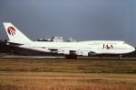tassさんが、成田国際空港で撮影した日本アジア航空 747-346の航空フォト(写真)