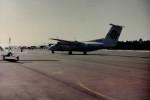 ヒロリンさんが、グランドキャニオン国立公園空港で撮影したアメリカウエスト航空 DHC-8-102 Dash 8の航空フォト(写真)