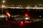 GRX135さんが、羽田空港で撮影したカンタス航空 747-438/ERの航空フォト(写真)