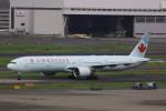 けいとパパさんが、羽田空港で撮影したエア・カナダ 777-333/ERの航空フォト(写真)