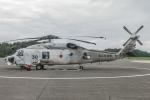 西風さんが、大湊飛行場で撮影した海上自衛隊 SH-60Kの航空フォト(写真)