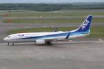 みっしーさんが、新千歳空港で撮影した全日空 737-881の航空フォト(写真)