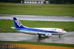 T.Sazenさんが、成田国際空港で撮影したANAウイングス 737-54Kの航空フォト(写真)