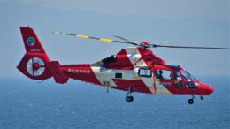 Ocean-Lightさんが、神戸空港で撮影した浜松市消防航空隊 AS365N3 Dauphin 2の航空フォト(飛行機 写真・画像)