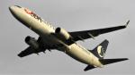 Ocean-Lightさんが、関西国際空港で撮影した山東航空 737-85Nの航空フォト(写真)
