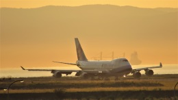 Ocean-Lightさんが、関西国際空港で撮影したチャイナエアライン 747-409F/SCDの航空フォト(飛行機 写真・画像)
