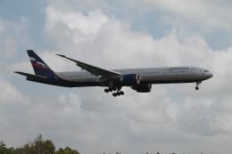 RAOUさんが、成田国際空港で撮影したアエロフロート・ロシア航空 777-3M0/ERの航空フォト(写真)