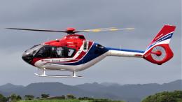 Ocean-Lightさんが、館山航空基地で撮影した毎日新聞社 EC135T3の航空フォト(飛行機 写真・画像)