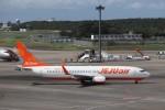 KAZFLYERさんが、成田国際空港で撮影したチェジュ航空 737-8LCの航空フォト(飛行機 写真・画像)