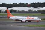 KAZFLYERさんが、成田国際空港で撮影したチェジュ航空 737-8JPの航空フォト(飛行機 写真・画像)