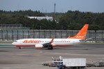 KAZFLYERさんが、成田国際空港で撮影したチェジュ航空 737-8ASの航空フォト(飛行機 写真・画像)