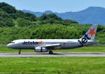 じーく。さんが、長崎空港で撮影したジェットスター・ジャパン A320-232の航空フォト(飛行機 写真・画像)