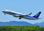 じーく。さんが、長崎空港で撮影した全日空 737-881の航空フォト(飛行機 写真・画像)