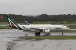 KAZFLYERさんが、成田国際空港で撮影したアリタリア航空 A330-202の航空フォト(写真)