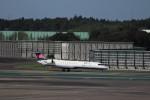 KAZFLYERさんが、成田国際空港で撮影したアイベックスエアラインズ CL-600-2C10 Regional Jet CRJ-702ERの航空フォト(写真)
