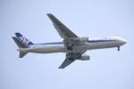 フレッシュマリオさんが、羽田空港で撮影した全日空 767-381/ERの航空フォト(写真)