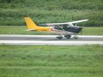 ヒコーキグモさんが、岡南飛行場で撮影した日本個人所有 172G Ramの航空フォト(写真)
