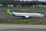Timothyさんが、成田国際空港で撮影した春秋航空日本 737-86Nの航空フォト(写真)