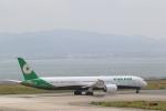 Tango Alphaさんが、関西国際空港で撮影したエバー航空 787-10の航空フォト(写真)