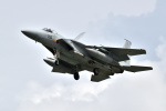 kon chanさんが、那覇空港で撮影した航空自衛隊 F-15J Eagleの航空フォト(写真)