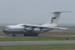 SFJ_capさんが、関西国際空港で撮影したロシア空軍 Il-76MDの航空フォト(写真)