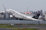 GRX135さんが、羽田空港で撮影したタイ国際航空 747-4D7の航空フォト(写真)