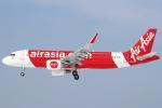 セブンさんが、新千歳空港で撮影したエアアジア・ジャパン A320-216の航空フォト(飛行機 写真・画像)