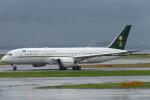 SFJ_capさんが、関西国際空港で撮影したサウジアラビア財務省 787-8 Dreamlinerの航空フォト(写真)