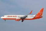 セブンさんが、新千歳空港で撮影したチェジュ航空 737-83Nの航空フォト(飛行機 写真・画像)