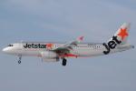 セブンさんが、新千歳空港で撮影したジェットスター・ジャパン A320-232の航空フォト(飛行機 写真・画像)
