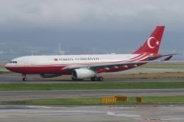 SFJ_capさんが、関西国際空港で撮影したトルコ政府 A330-243/Prestigeの航空フォト(飛行機 写真・画像)