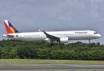チョロ太さんが、成田国際空港で撮影したフィリピン航空 A321-271NXの航空フォト(写真)