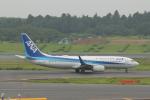 keitsamさんが、成田国際空港で撮影した全日空 737-881の航空フォト(写真)