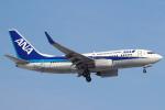 セブンさんが、新千歳空港で撮影した全日空 737-781の航空フォト(飛行機 写真・画像)